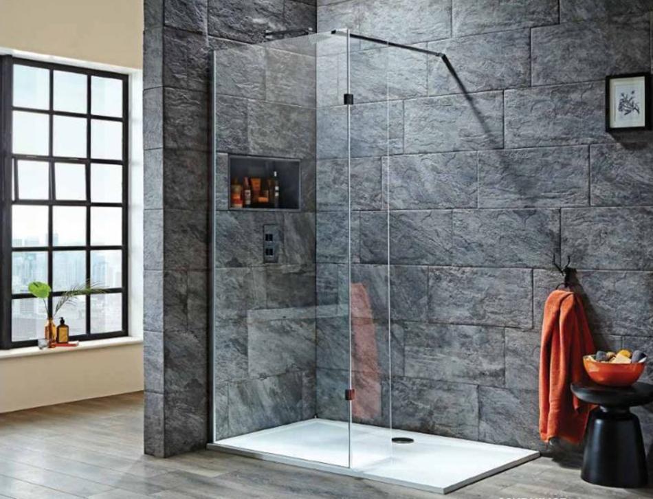 Bierzemy Pod Lupę ścianki Prysznicowe Walk In Wanny Kabiny