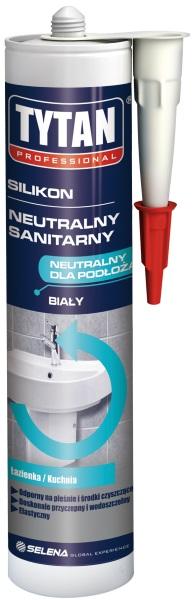 silikon neutralny sanitarny