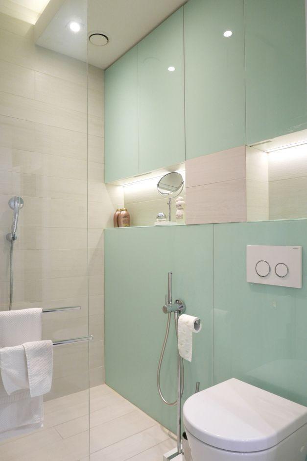 Stelaż podtynkowy w łazience - obudowa