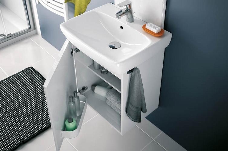Nova Pro - szafki dedykowane do małych łazienek