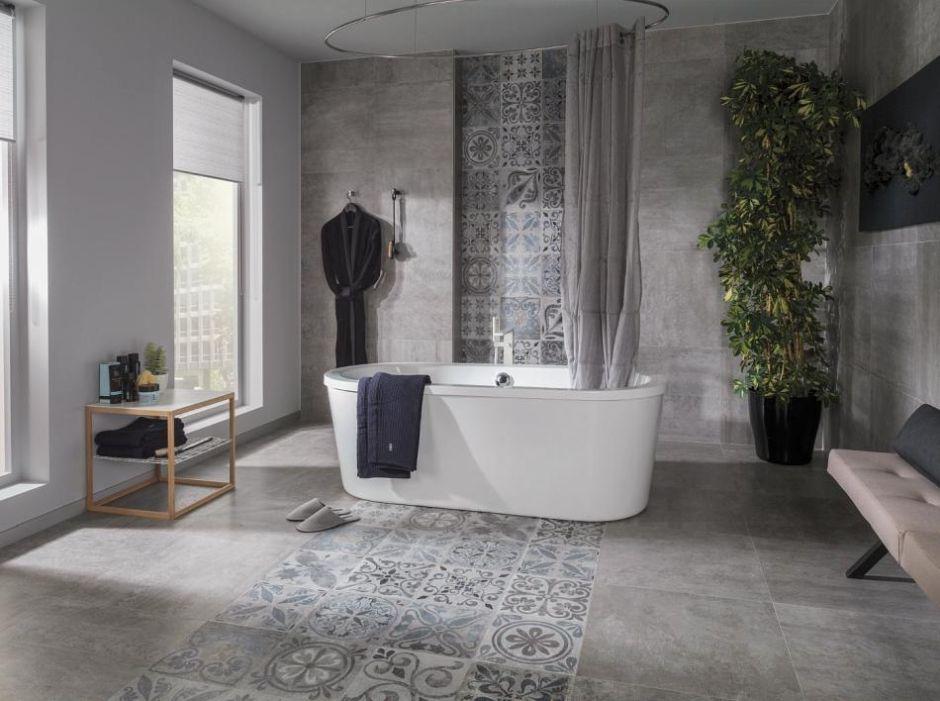 5 Pomysłów Na Nowoczesną Podłogę W łazience Boksy Wszystko