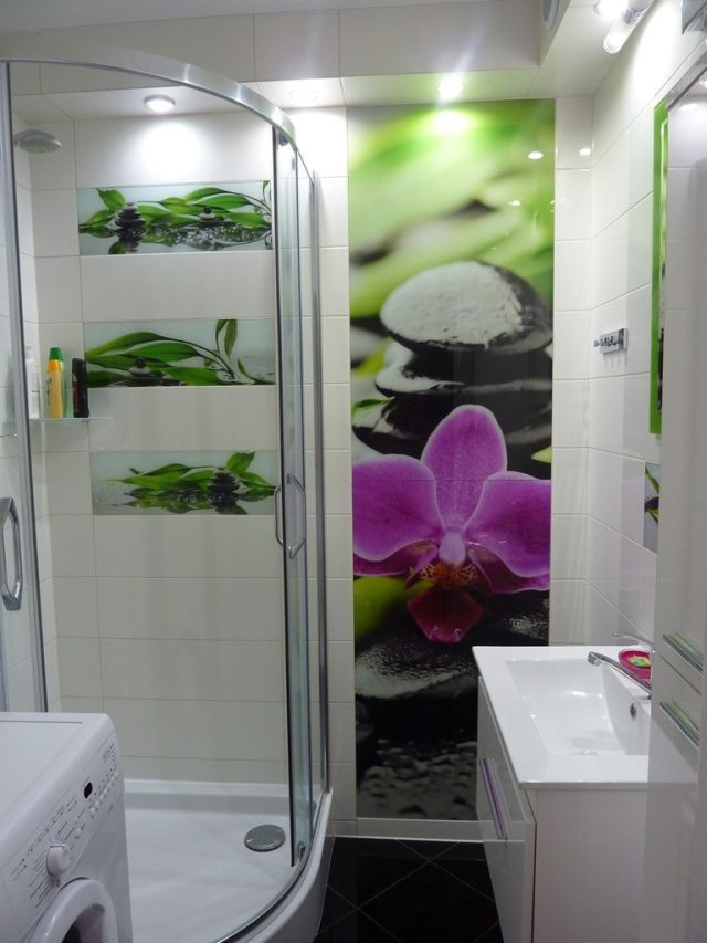 Szkło Sposobem Na Efektowną Aranżację łazienki Podłogi I