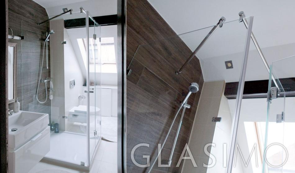kabiny prysznicowe Glasimo
