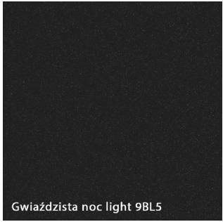 Szkło Colorimo - Gwieździsta Noc Light 9BL5
