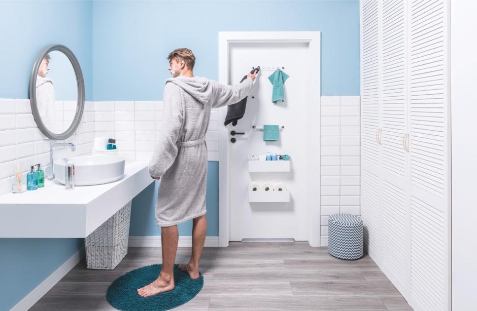 Płytki w łazience - nieoczywiste sposoby na wykończenie ścian