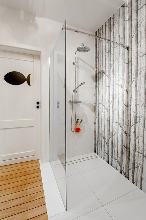 Modna łazienka - oryginalne pomysły na ściany