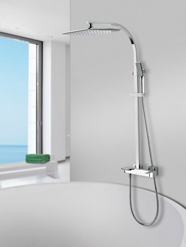 Montaż Deszczownicy W łazience Baterie Panele I Natryski