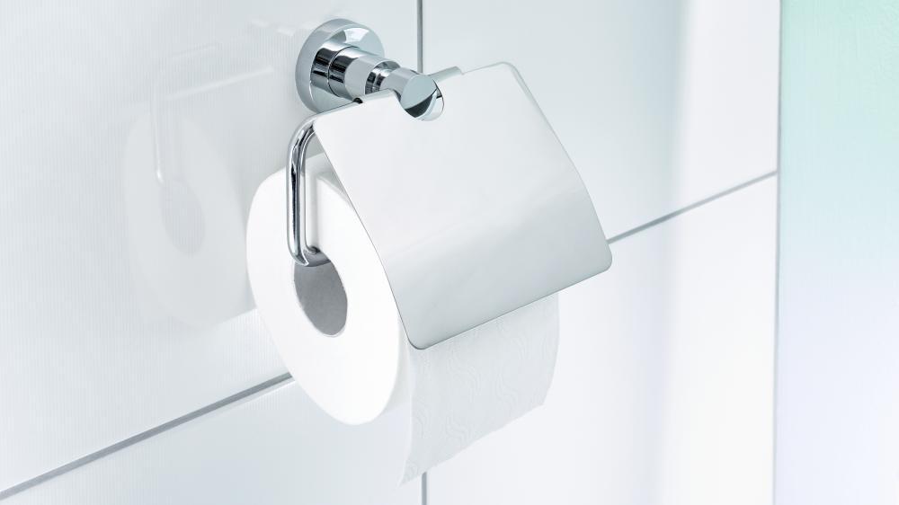 tesa LOXX uchwyt na papier toaletowy