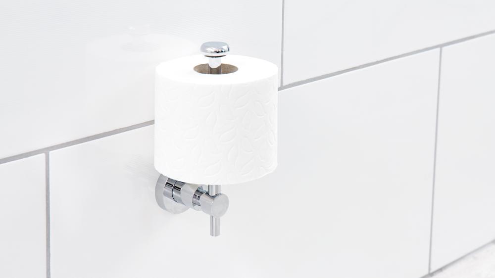tesa LOXX uchwyt na zapas papieru toaletowego