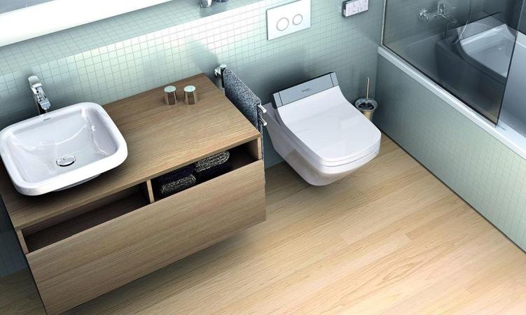Higiena osobista z toaletą myjącą - przyjemna i dokładna