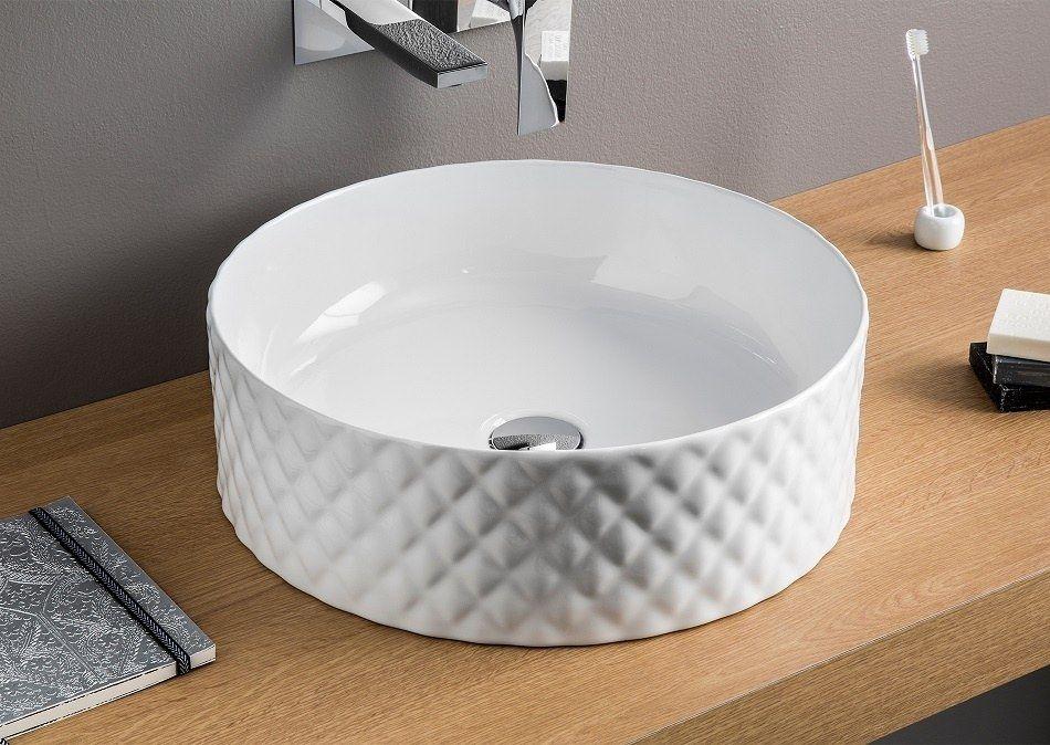 Umywalka nablatowa ART ROMBO