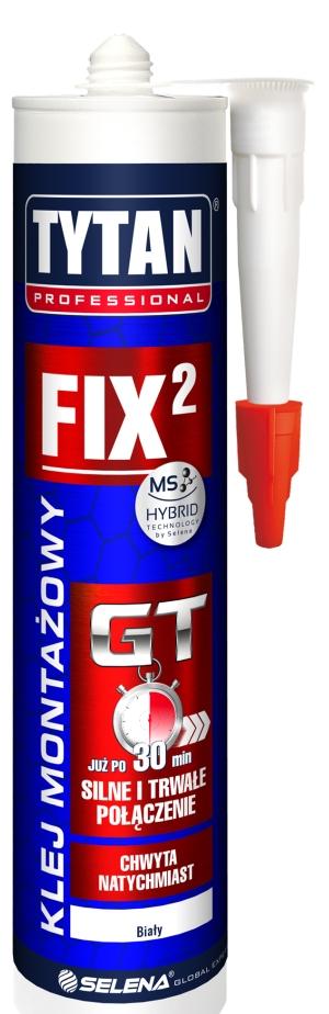 klej montażowy Fix2 GT