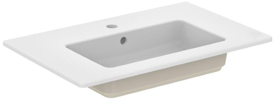 umywalka Tempo z powierzchniami bocznymi - Ideal Standard