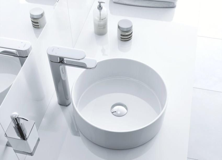 Excellent - umywalka nablatowa Ovia 35