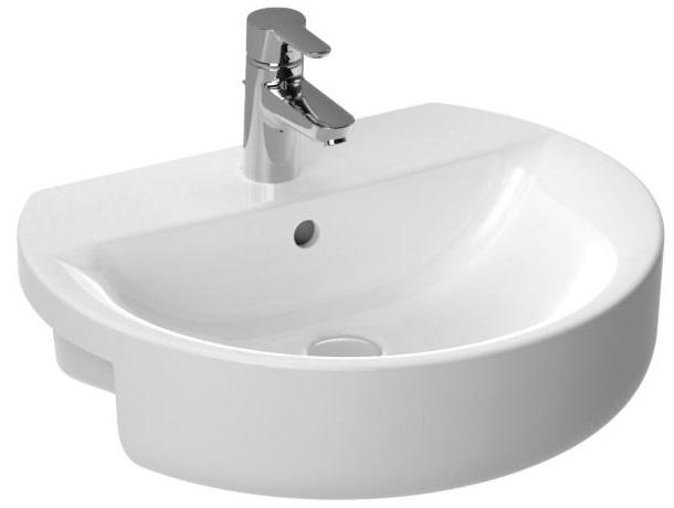 Ideal Standard - umywalka półblatowa Sphere 55 cm