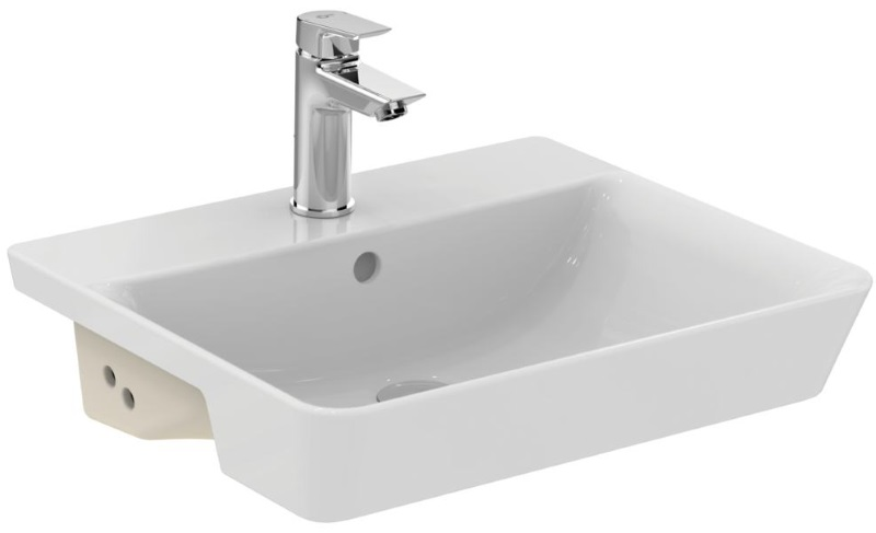 Ideal Standard - umywalka półblatowa z kolekcji Connect Air