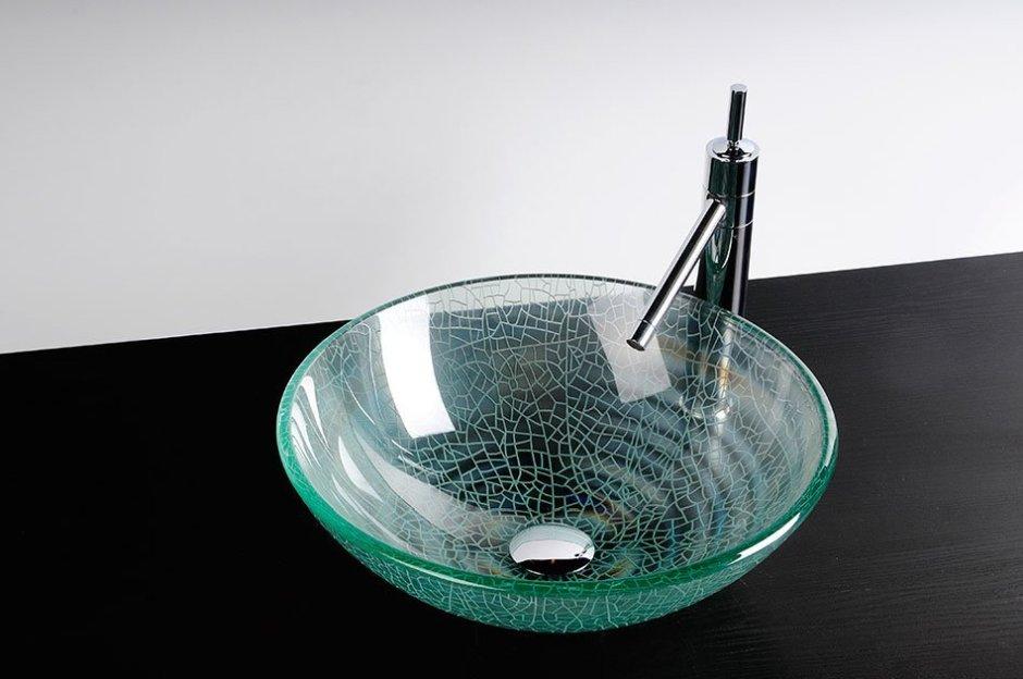 Umywalka ze szkła