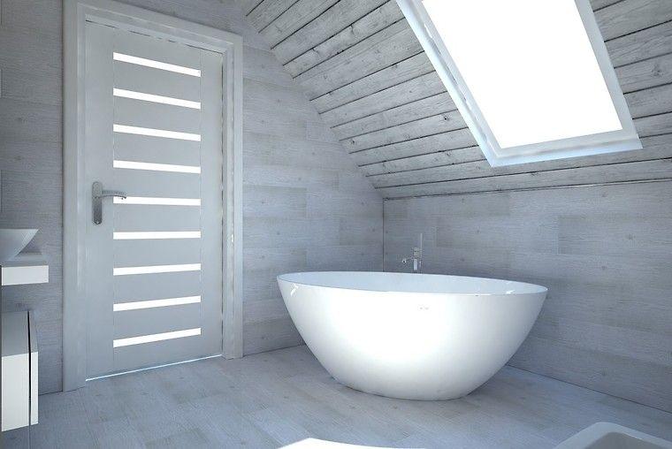 łazienka Na Poddaszu Ciekawe Rozwiązania Dział Dla