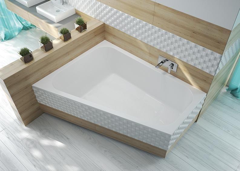 Pomysły na obudowę wanny w nowoczesnej łazience
