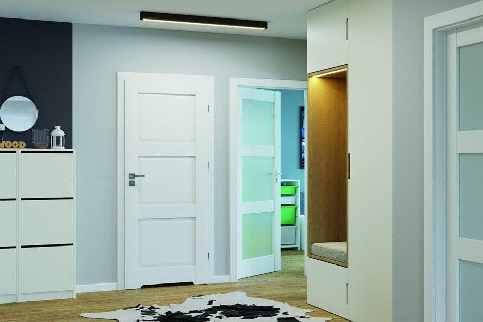Drzwi do łazienki - wymagania