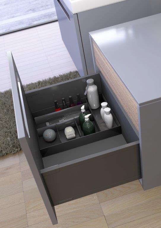 wkłady do szuflad DefraBOX