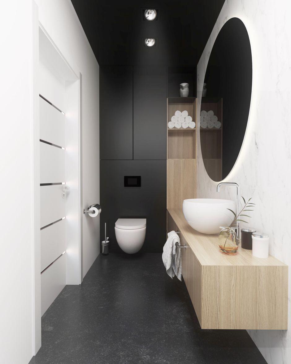 Wysokie Szafki W łazience Więcej Miejsca Do Przechowywania