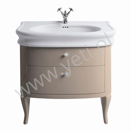 Klasyczna łazienka z meblami od Yeti