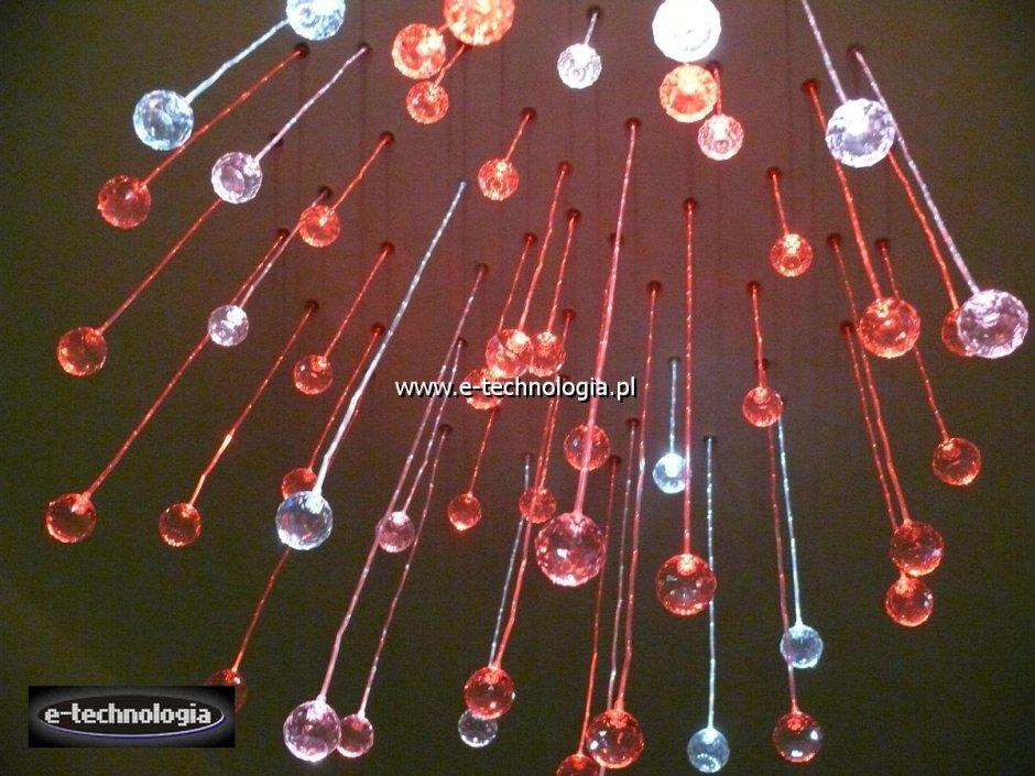 Zestaw kryształowe kule