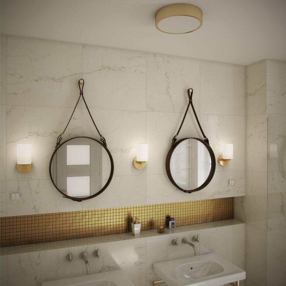 lustra i lampy do łazienki
