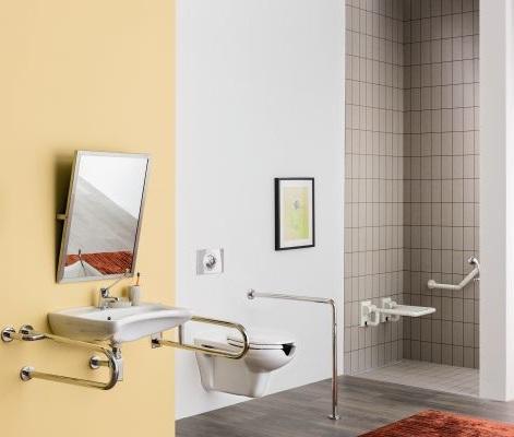 Kabina prysznicowa we wnęce Deante