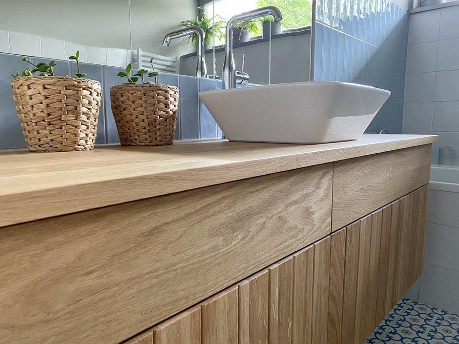 Drewniane meble łazienkowe – ekologiczny trend