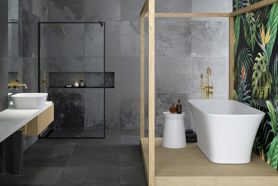 Nowoczesna łazienka z wanną Besco