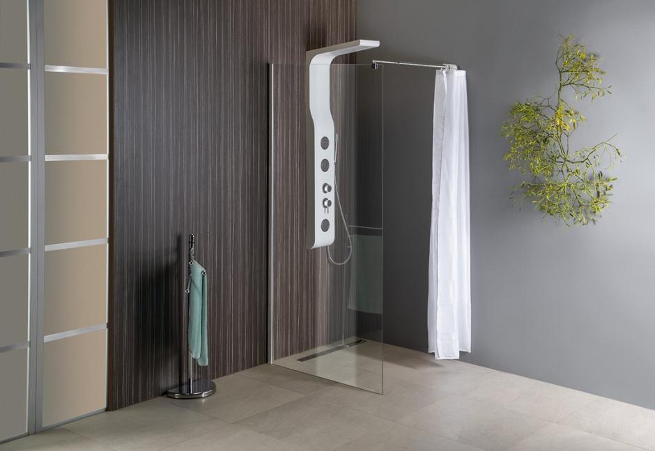 Prysznic walk-in