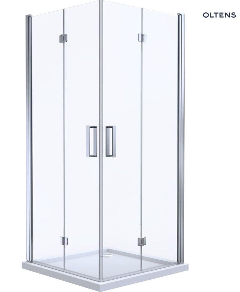 Kabiny prysznicowe kwadratowe - modele Byske
