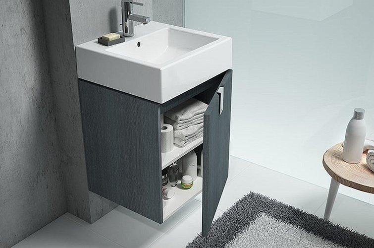 Szafki pod umywalkę - jak wybrać odpowiedni model