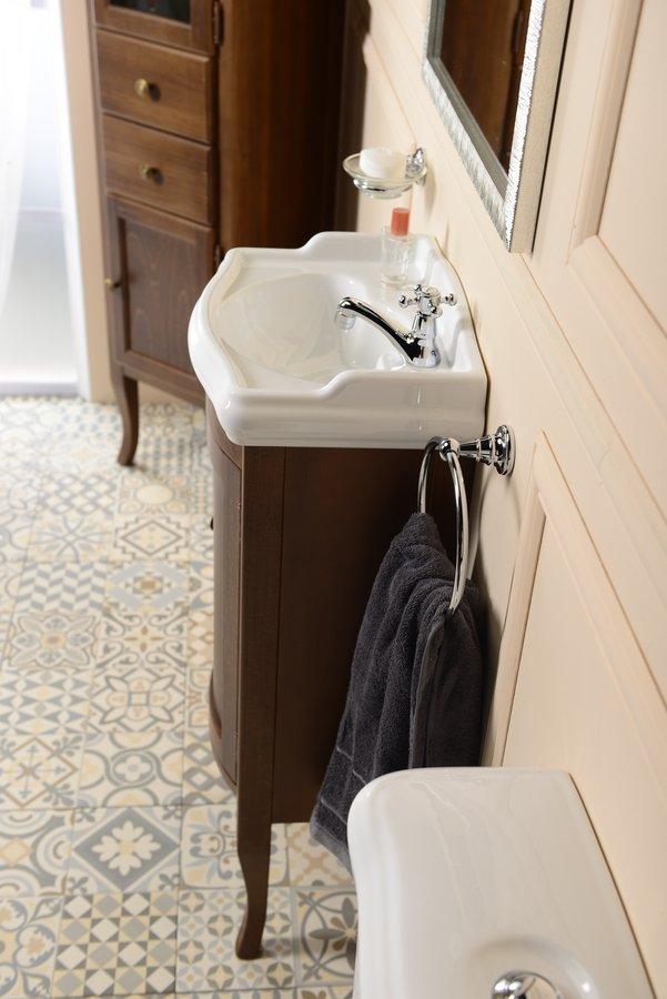 Szafka RETRO do małej łazienki