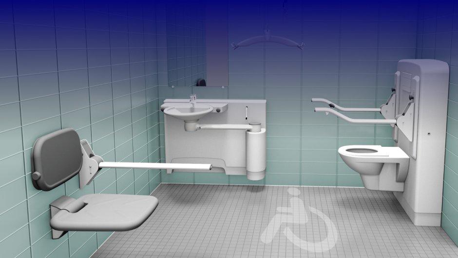 Profesjonalne urządzenia sanitarne - niezależność w łazience