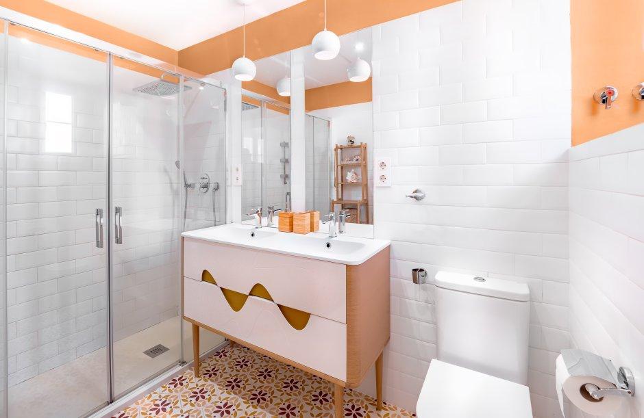 Patchworkowa łazienka - jak ją urządzić?