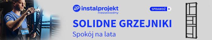 Instal-Projekt - Patron działu Grzejniki łazienkowe