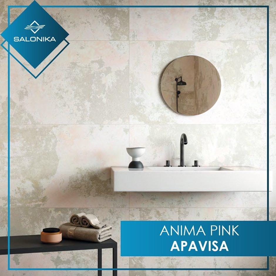 Płytki Anima Pink od Apavisa