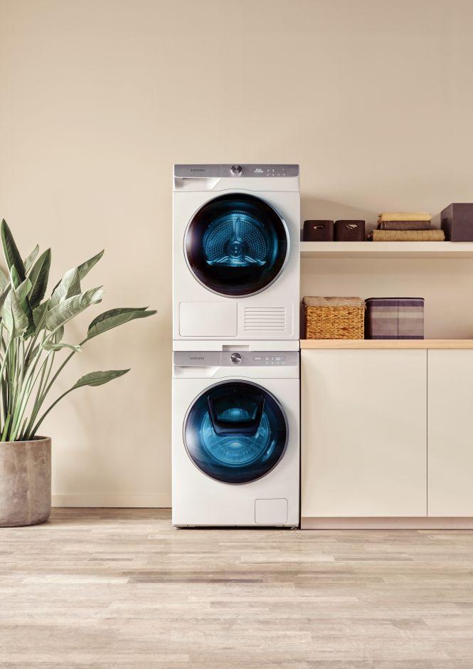 Nowe pralki Samsung