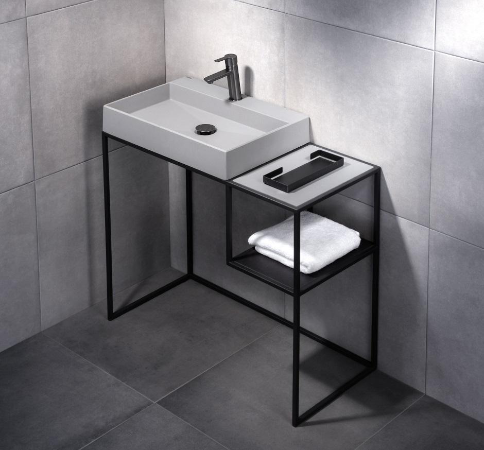 Piękno zaklęte w symetrii – kolekcja produktów granitowych Correo