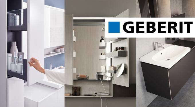 Kolekcja Geberit Acanto - wszechstronna łazienka