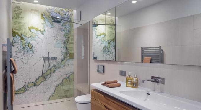 Czysto, lśniąco, przejrzyście – szkła marki Pilkington w łazience