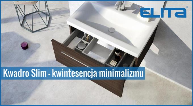 Kwadro Slim - kwintesencja minimalizmu