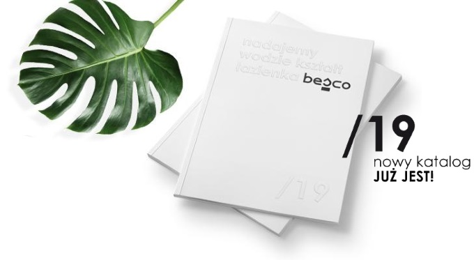 Nowy katalog Besco Łazienka/19