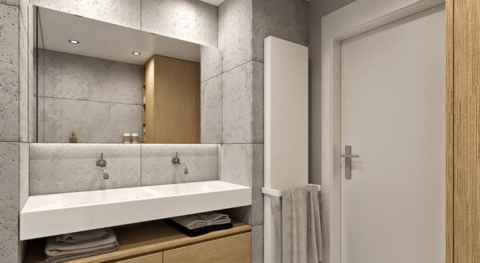 LUXUM - Beton architektoniczny w łazience