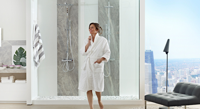 Bezpieczeństwo pod prysznicem