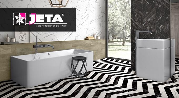 Nowości na wiosnę w salonach łazienek JETA