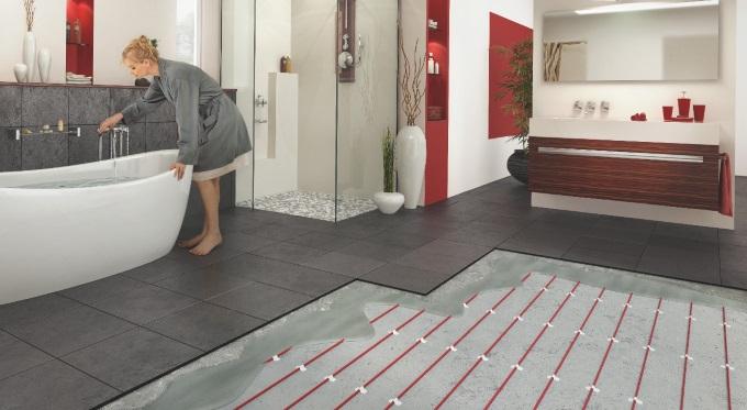 Korzyści z instalacji z systemu ogrzewania podłogowego